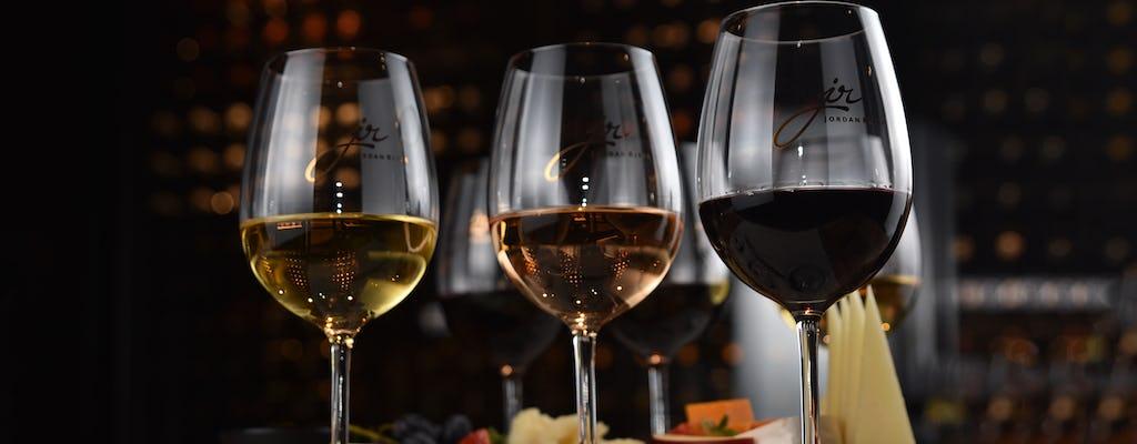 Wine tasting experience in Amman