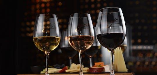 Wijnproeverij in Amman