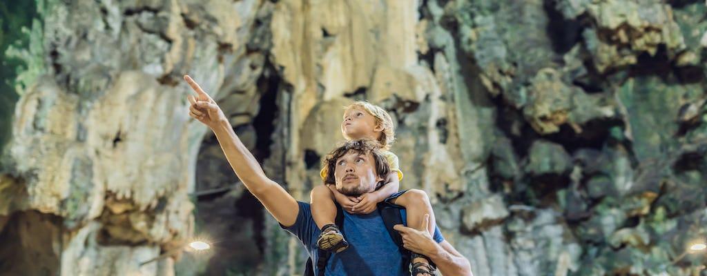 Бату пещеры, водопады и горячие источники частный тур