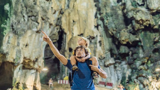 Batu Caves waterfalls and hot springs  private tour