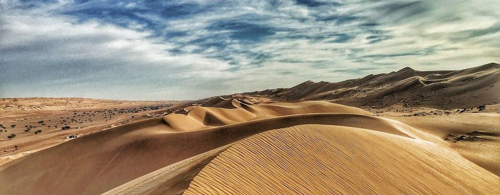 Experiencia en el desierto: tour privado de día completo por las arenas de Wahiba