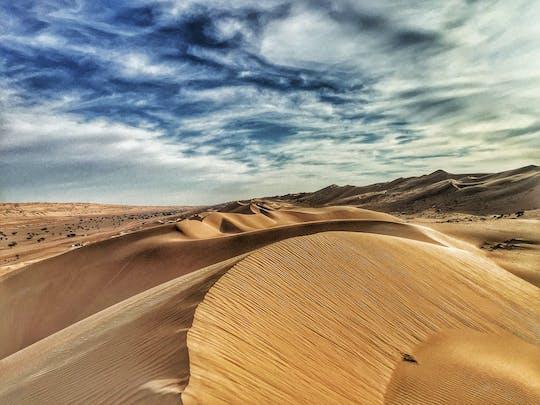 Experiência no deserto - excursão privativa às areias de Wahiba