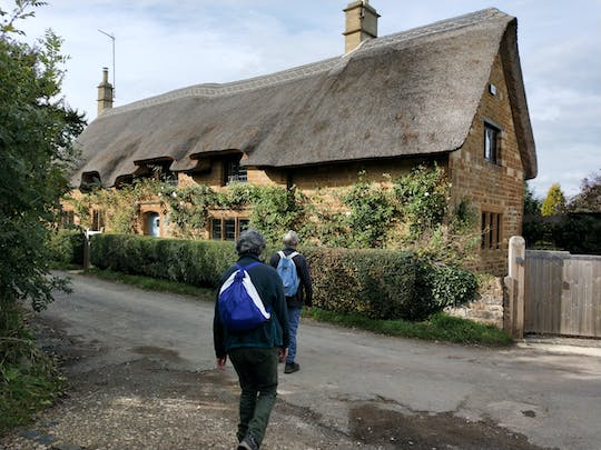 Private Cotswolds full day guided walk