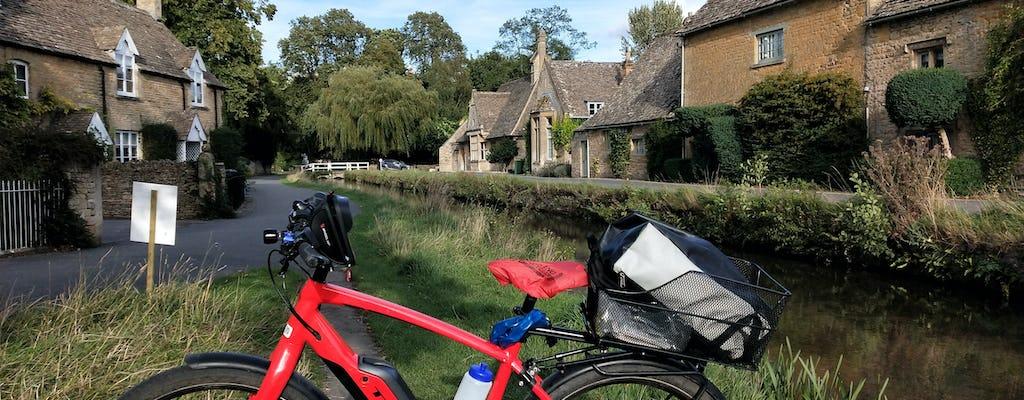 Private Cotswolds elektrische fietstocht