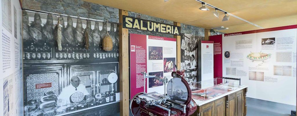 Biglietti per il Museo del Prosciutto di Parma a Langhirano