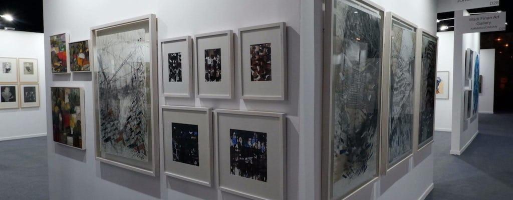 Tour artistico di Amman