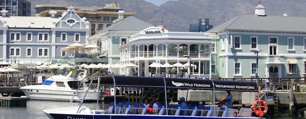 Cruzeiro de 30 minutos no porto da Cidade do Cabo