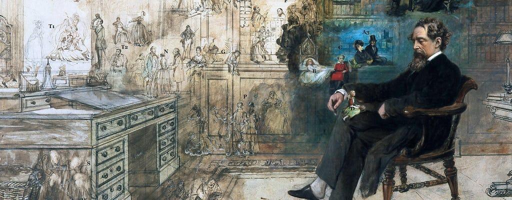 Explore a Londres de Charles Dickens em uma excursão autoguiada em áudio