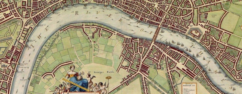 Odkryj historię Londynu na przestrzeni wieków podczas samodzielnej wycieczki audio
