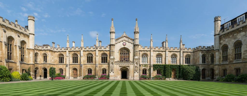 Erleben Sie die klassischen Sehenswürdigkeiten der Cambridge Colleges auf einer selbst geführten Audiotour