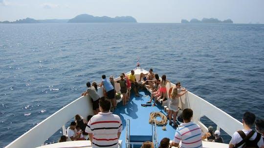 Einfaches Premium-Fährticket von Phuket nach Phi Phi Don