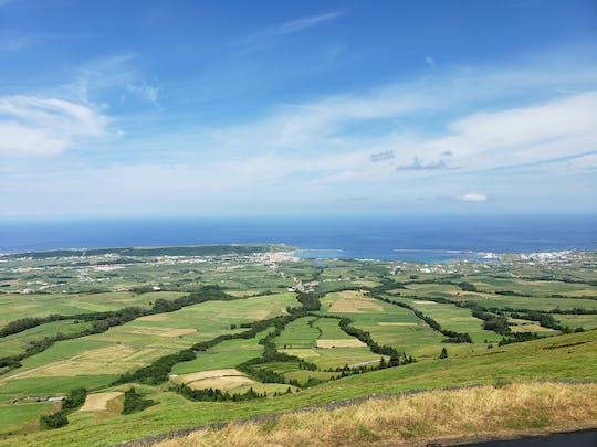 Wschodnia Terceira - wycieczka minivanem