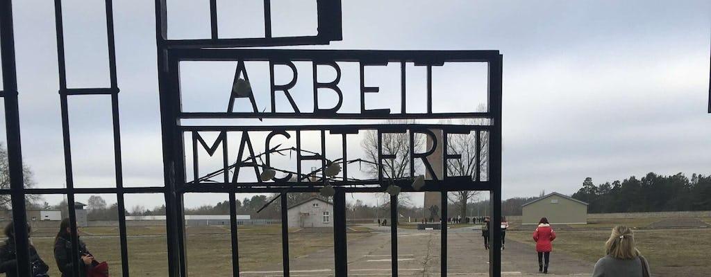 Tour privato al campo di concentramento di Sachsenhausen da Berlino