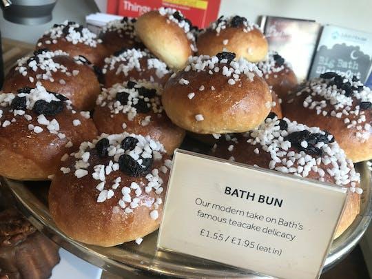 Wycieczka dla bohaterów jedzenia po Bath
