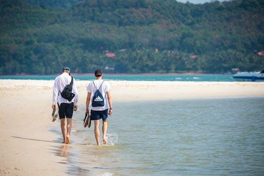 Speedboat Tour to Koh Yao and Khai Islands