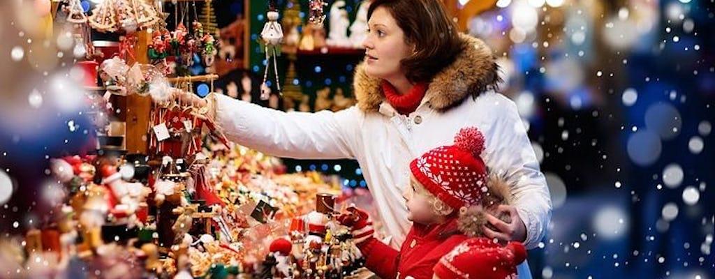Magic Christmas tour in Delft