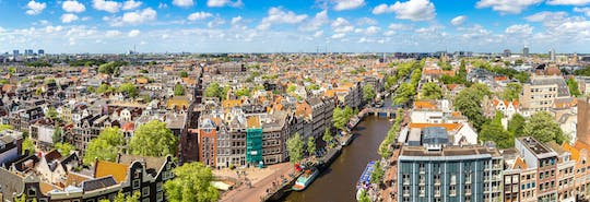 Best highlights of Amsterdam 3-hour walking tour