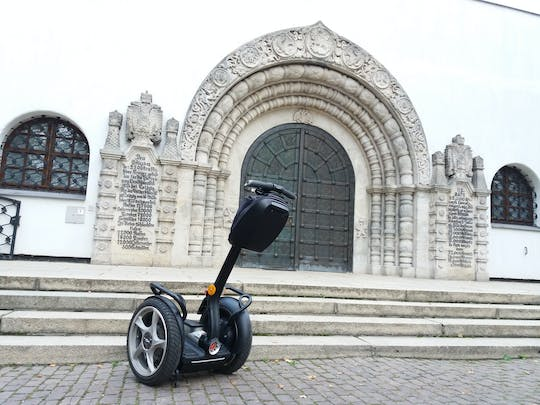 Selbstbalancierender Scooter Tour in Leipzig