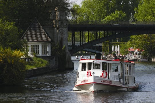 Hop-on hop-off Alster Cruise-dagkaart