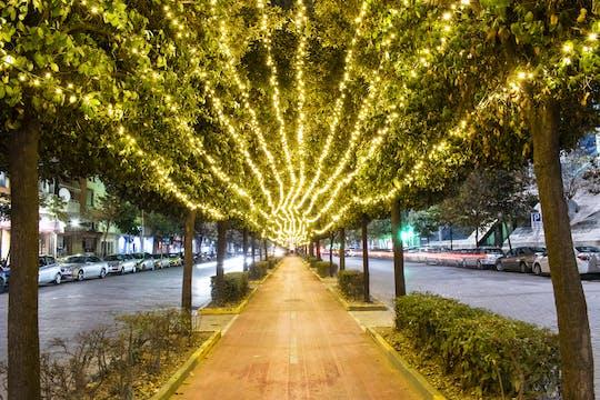 Tour mágico de Navidad en Tirana