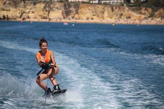 Experiência de wakeboard em Armação de Pêra