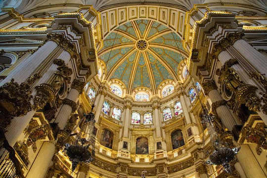 Granada Cathedral and Royal Chapel private tour