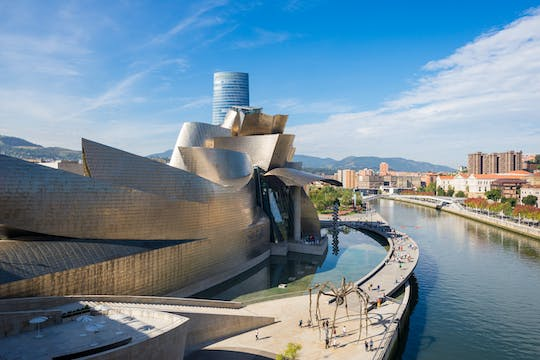 Bilbao and Guggenheim Museum small-group tour from Vitoria