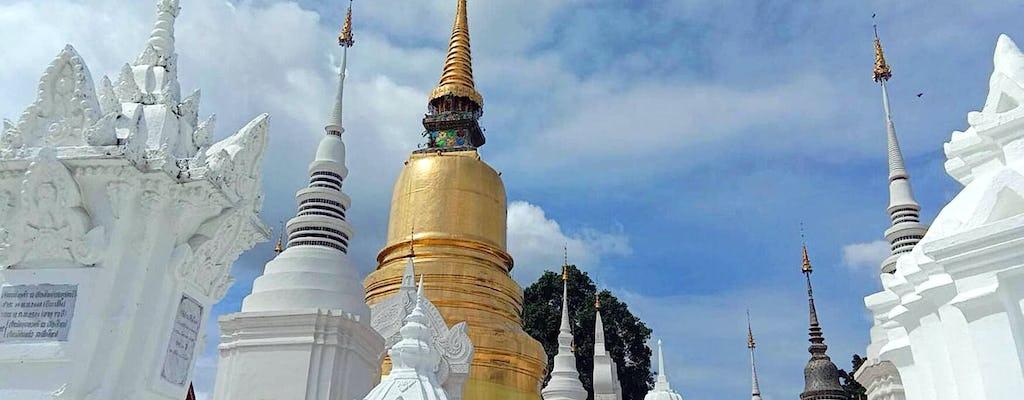 Doi Suthep and City Temples Tour