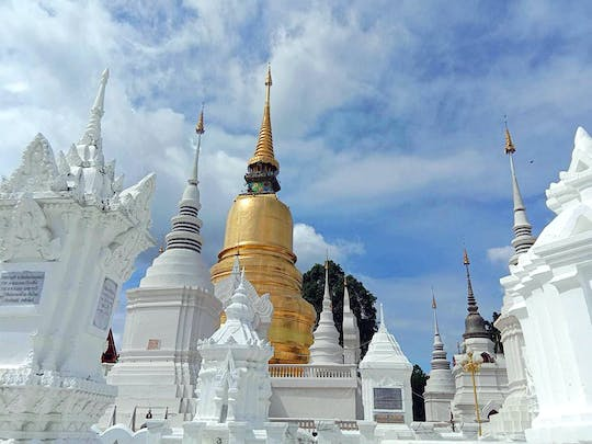 Doi Suthep and City Temples Tour