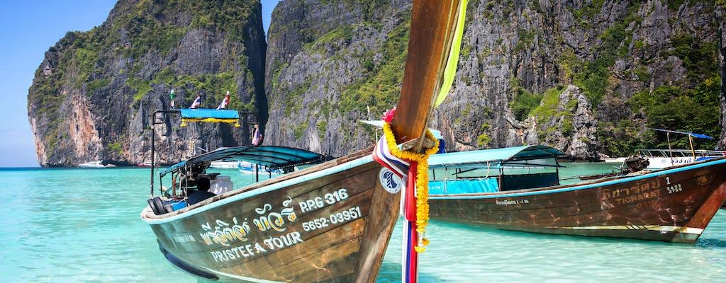 Half-Day Speedboat Tour to Phi Phi Islands