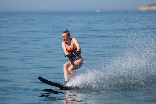 Esqui aquático em Armação de Pêra