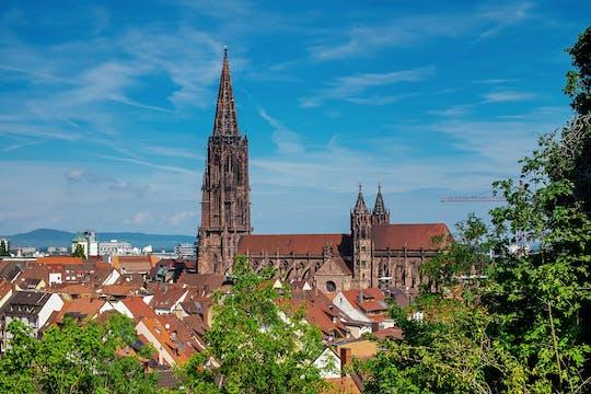 Visite guidée de la ville de Fribourg