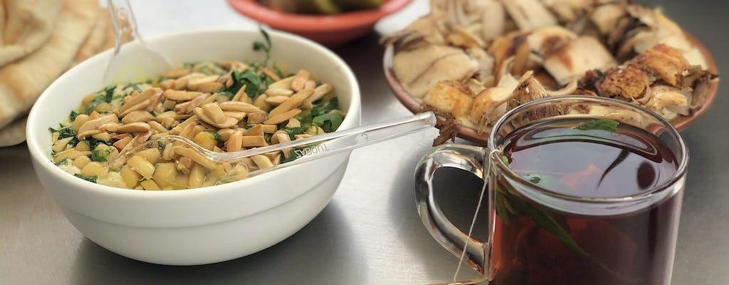 Amman Street Food Erfahrung