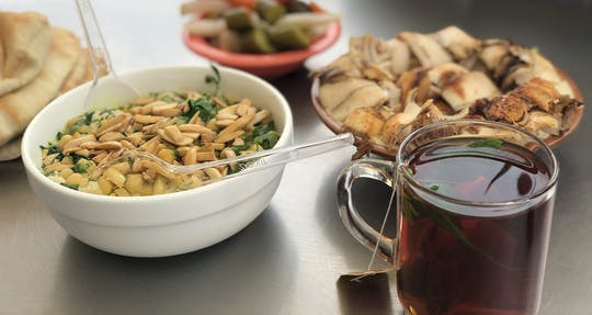 Amman Street Food Experience