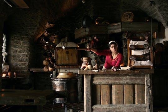 Ests eten, drinken en geschiedenistour in Tallinn