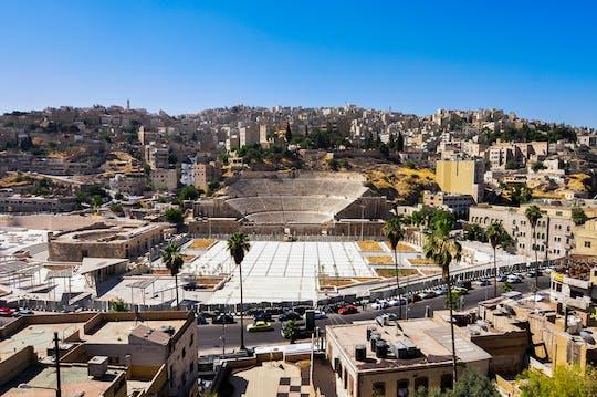 Tour de Al Balad y visita al museo de Jordania