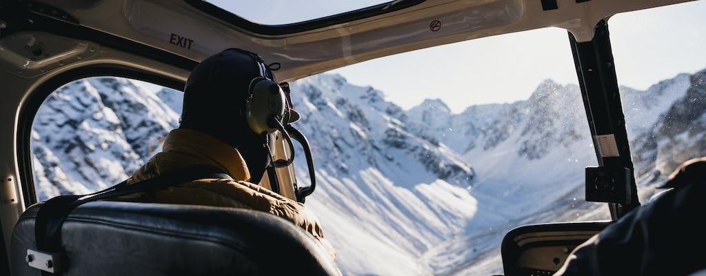 55-minutowy lot helikopterem Grand Circle