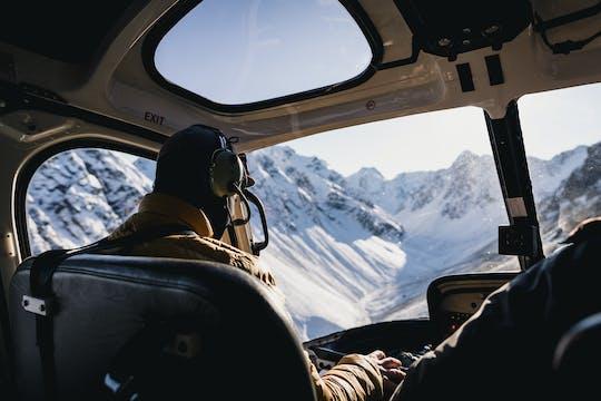 El vuelo en helicóptero Grand Circle de 55 minutos