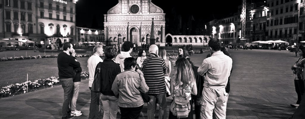 Legends of Florence walking tour by night