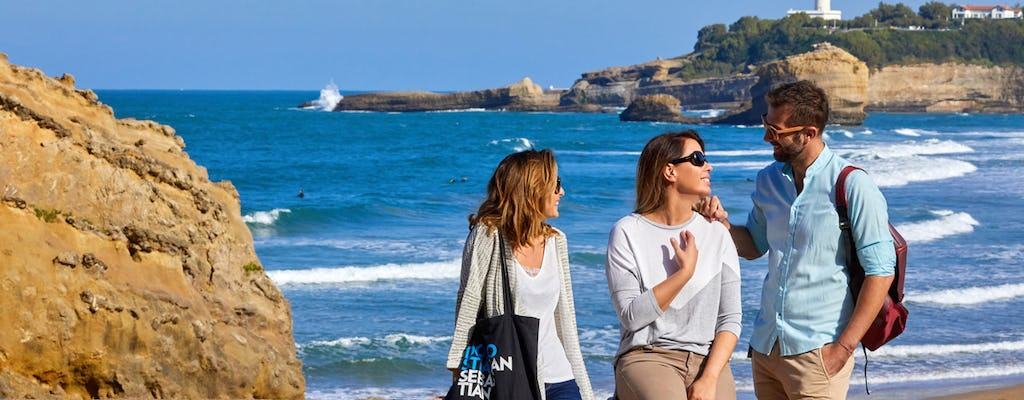 Biarritz and French Basque coast full-day tour from Vitoria