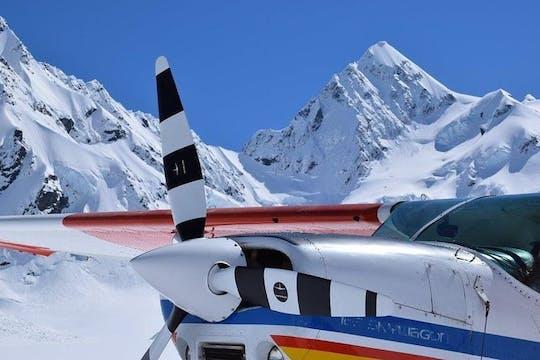 Vuelo en avión de esquí de 55 minutos de The Grand Circle