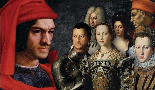 Raise and fall of the Medici dynasty walking tour