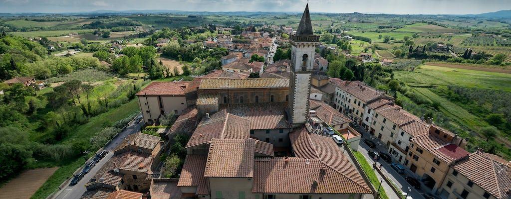 Excursión para grupos pequeños a la ciudad natal de Leonardo desde Florencia