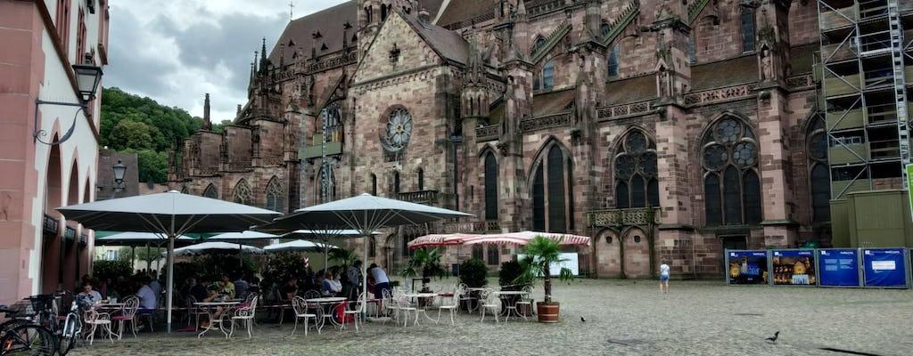 Visite privée de Fribourg, porte de la Forêt-Noire