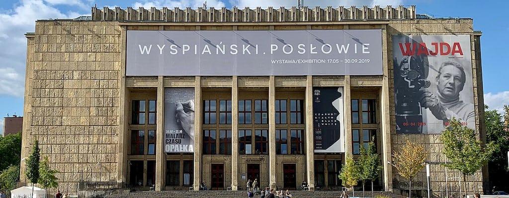 Visita guiada particular ao Museu Nacional e ao centro histórico de Cracóvia