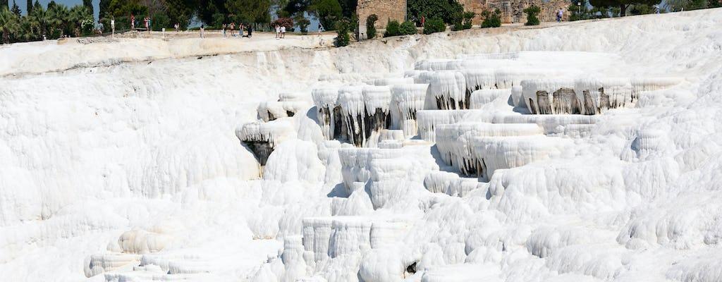 Pamukkale & Hierapolis Excursie