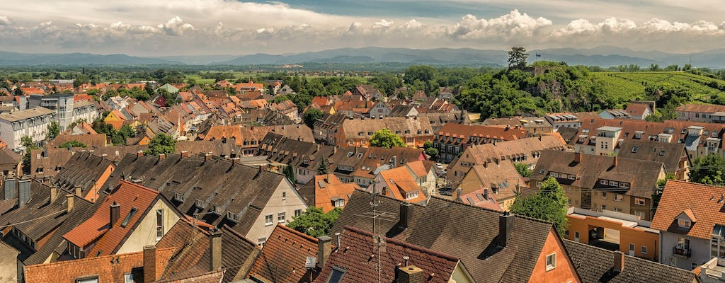 Private tour of Breisach for families
