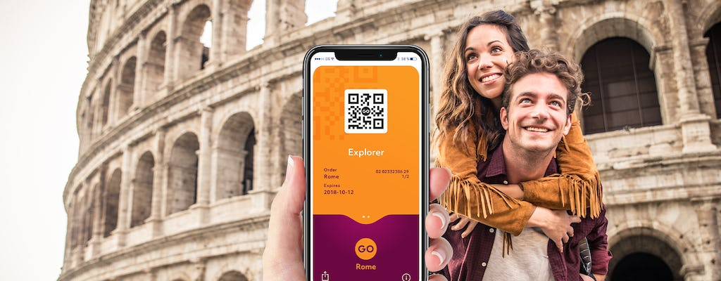 Go Rome Explorer Pass