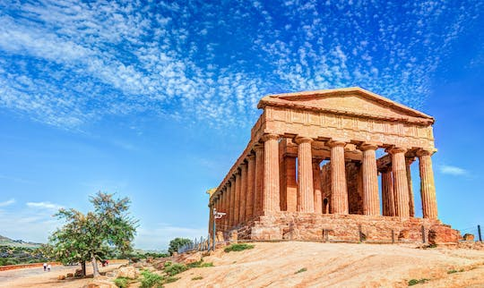 Day-trip to Agrigento and Piazza Armerina from Palermo