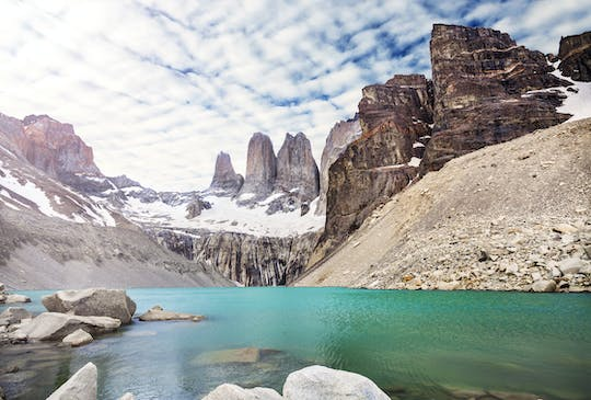 Torres del Paine National Park full-day tour from Puerto Natales